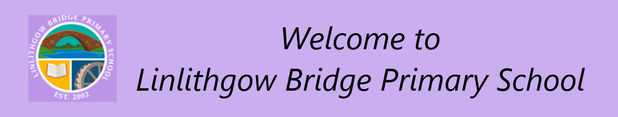 Linlithgow Bridge Primary and Nursery Blog