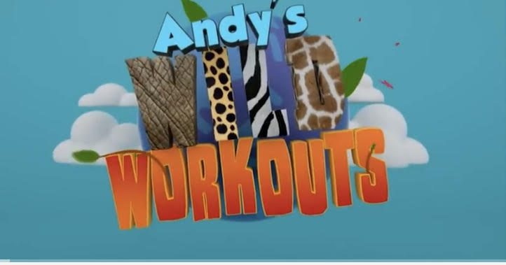 Andy's Wild Workouts | West Lothian Early Years Blog