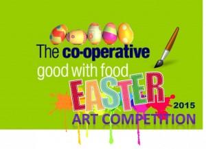Coop Easter Art comp