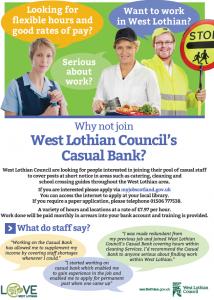 Council recruitment